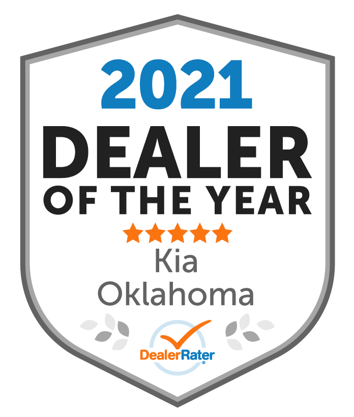 2021 Kia Dealer of the Year - Oklahoma by DealerRater