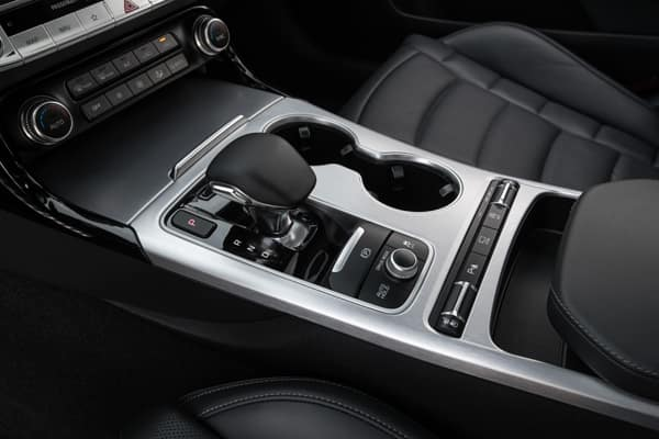 2022 Kia Stinger Shifter