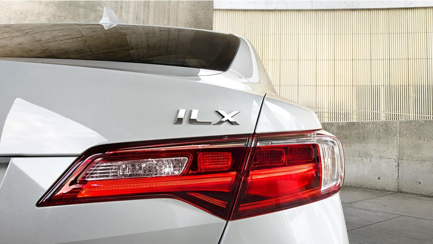 2018 Acura ILX Taillight