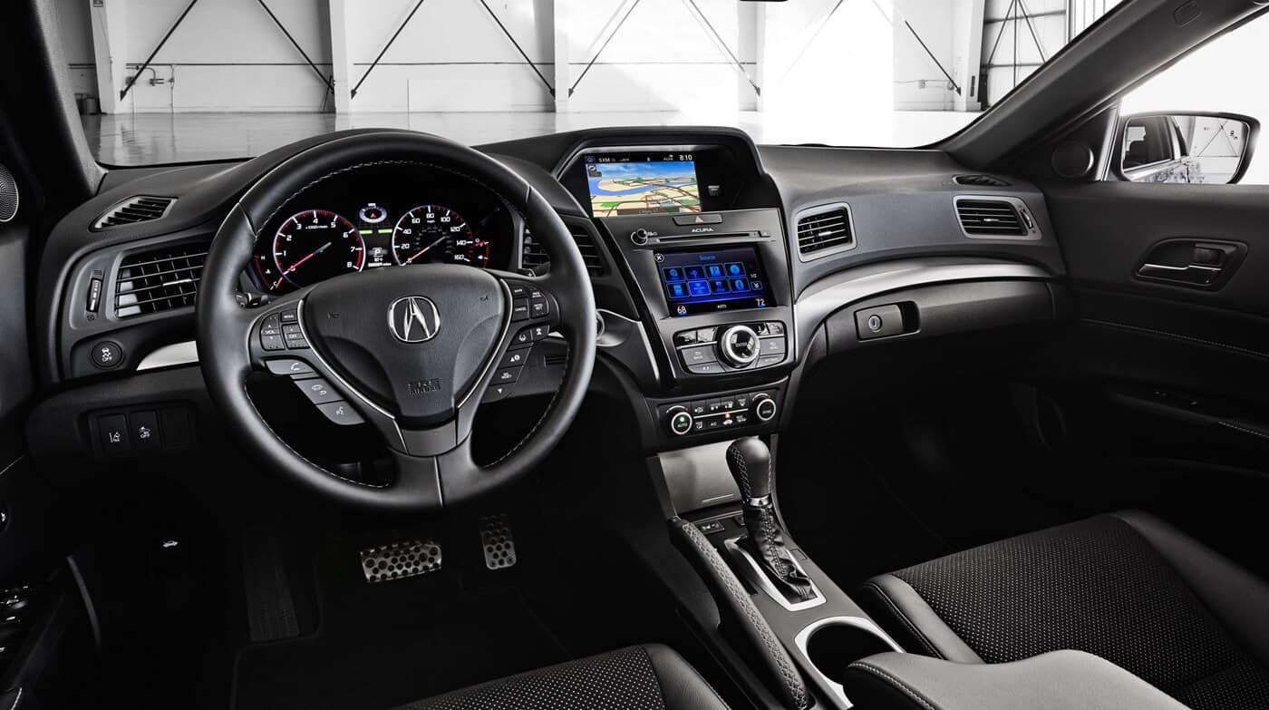 2018 Acura ILX Dash
