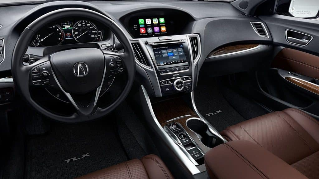 2018 Acura TLX Technology