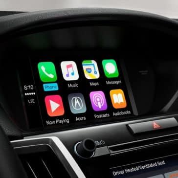 2018 Acura TLX Touchscreen