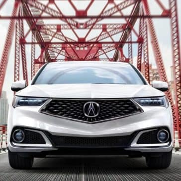 2018 Acura TLX Grill