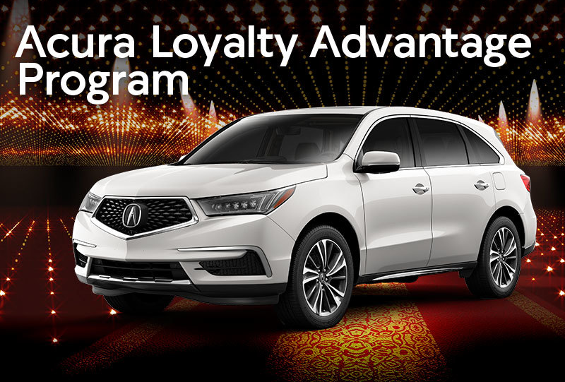 Fisher Acura Loyalty Advantage