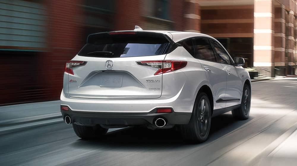 2019 Acura RDX Rear End