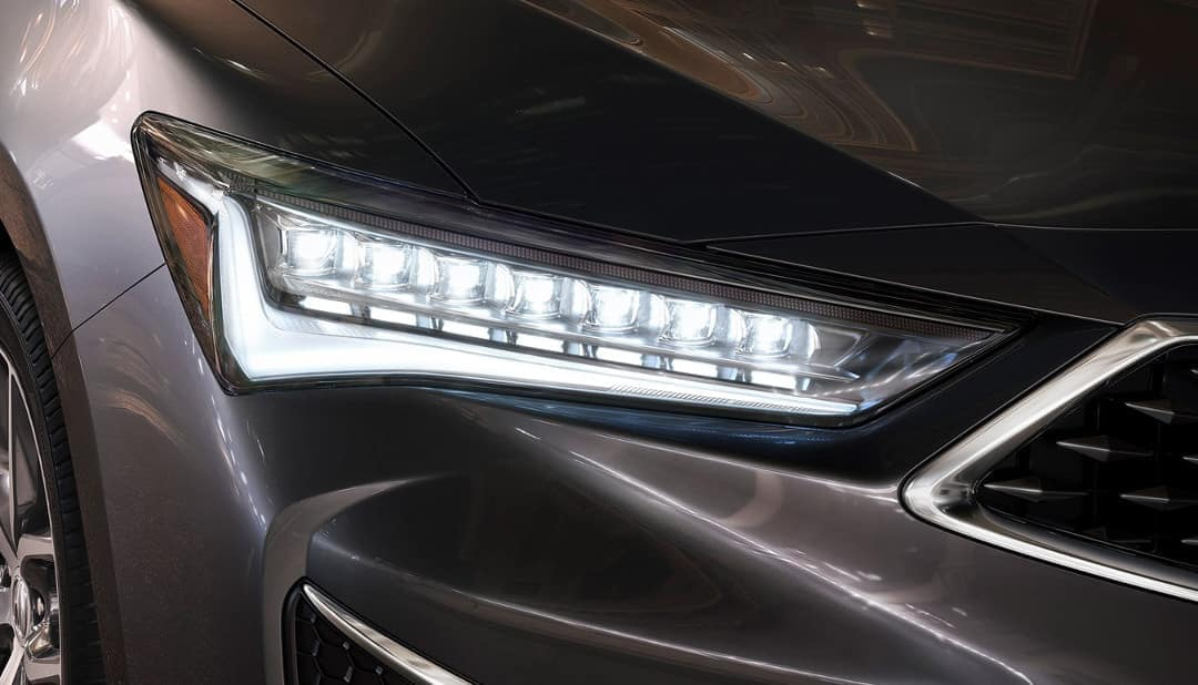 2019-Acura-ILX-LED-Headlights