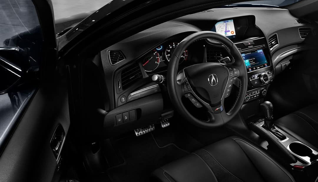 interior-cabin-of-2019-Acura-ILX