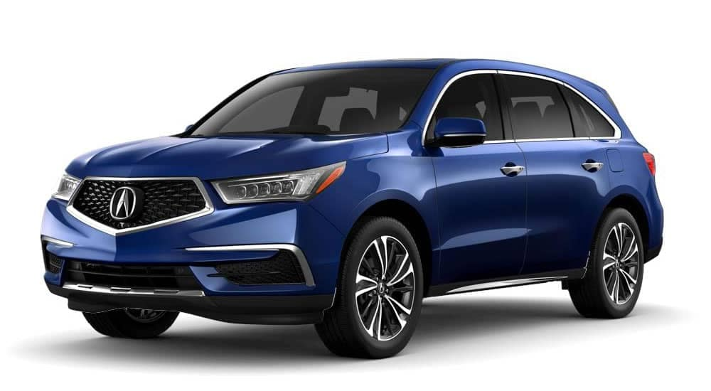 2020 Acura MDX Entertainment