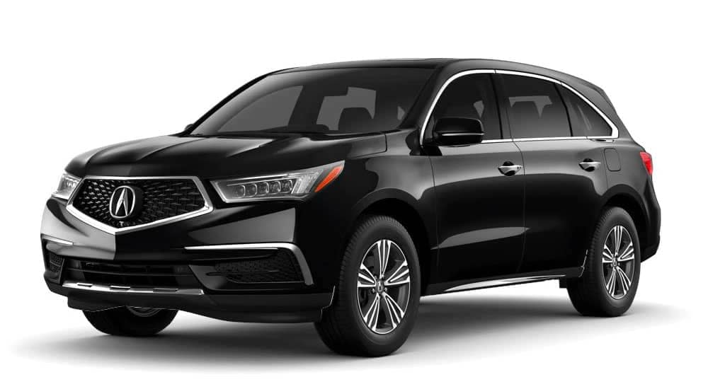 2020 Acura MDX Standard Package