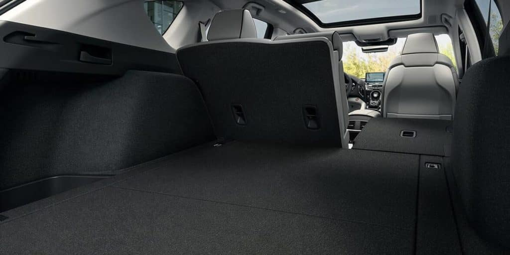 2020 Acura RDX Interior Cargo Space