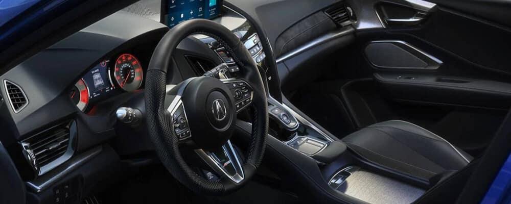 2020 Acura RDX Interior front seat