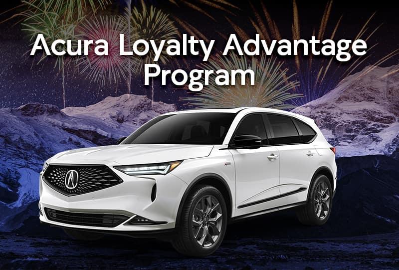 Fisher Acura Loyalty Advantage