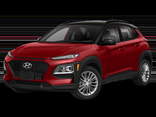 LEASE SPECIAL New 2021 Hyundai Kona SEL AWD