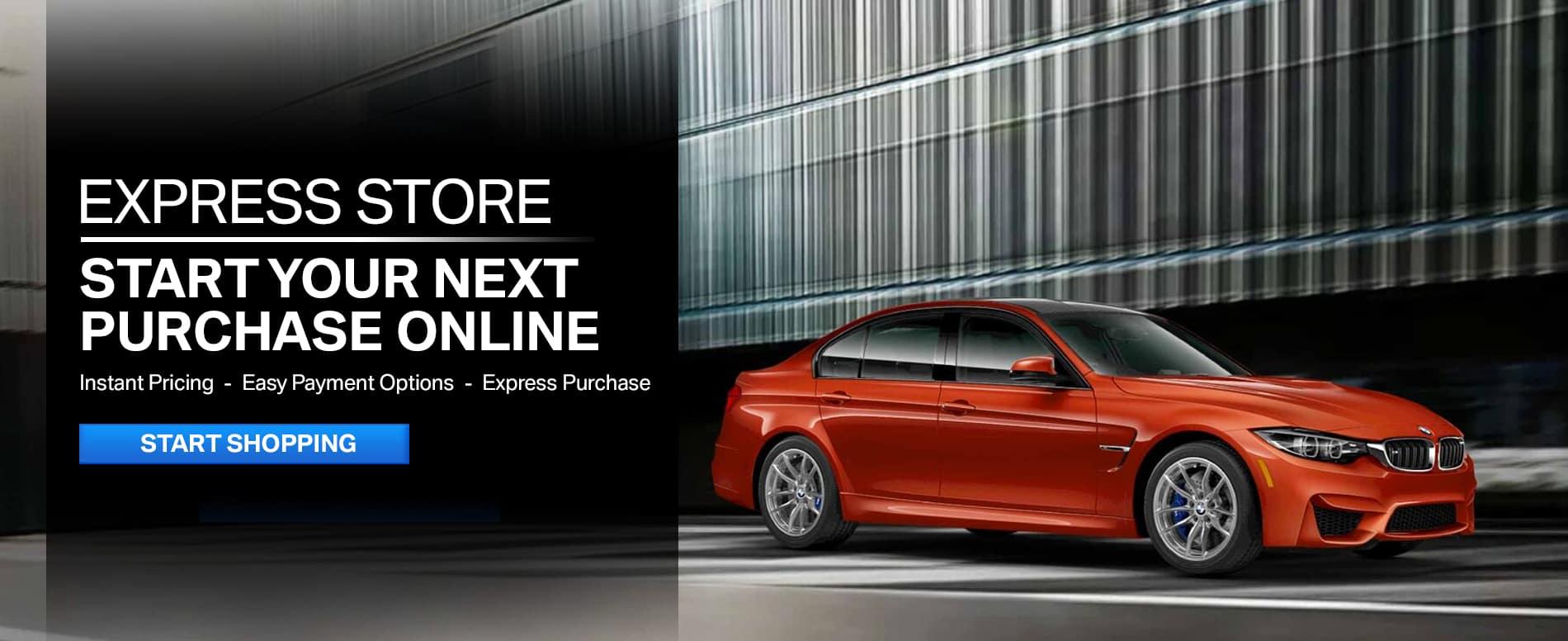 Habberstad BMW Express Store