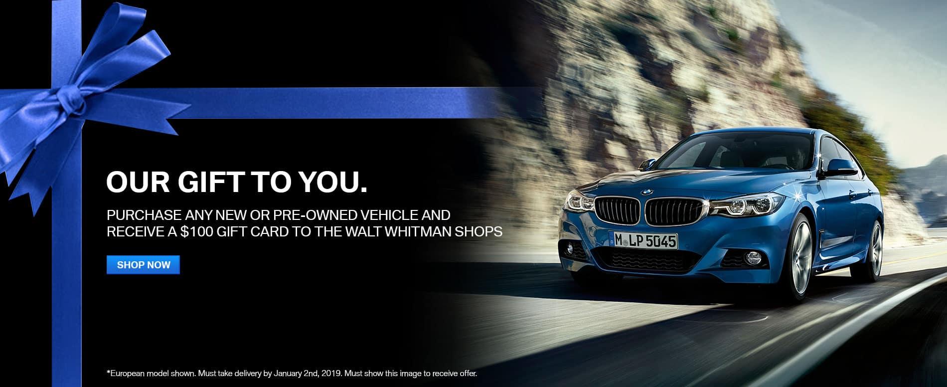 Habberstad BMW Walt Whitman Mall