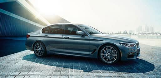 2018 BMW 540i xDRIVE SEDAN -- EXECUTIVE DEMO