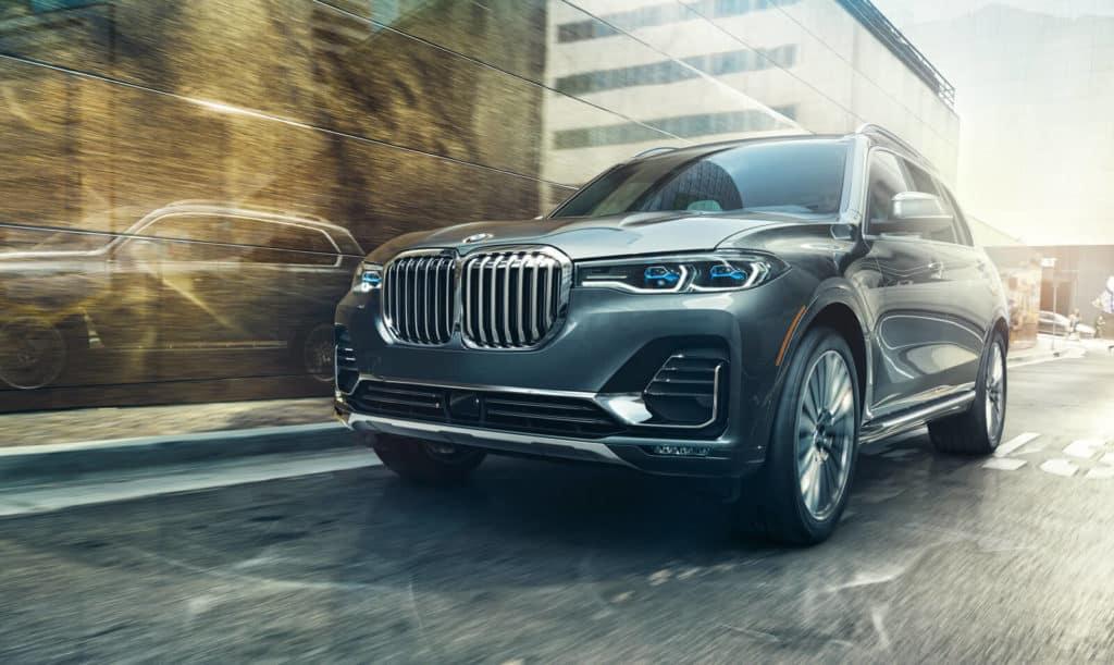 NEW 2019 BMW X7 xDRIVE40i