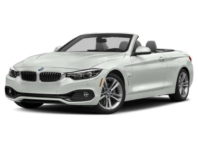 2018 BMW 440i xDRIVE CONVERTIBLE -- EXECUTIVE DEMO