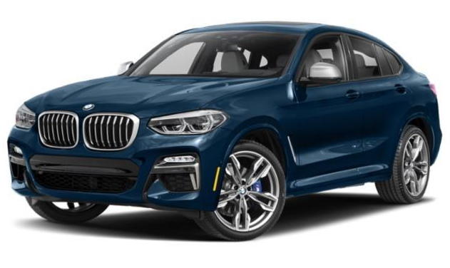 2019 BMW X4 M40i SPORTS ACTIVITY COUPE - EXECUTIVE DEMO