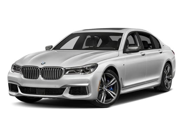 2018 BMW M760i xDRIVE SEDAN -- EXECUTIVE DEMO