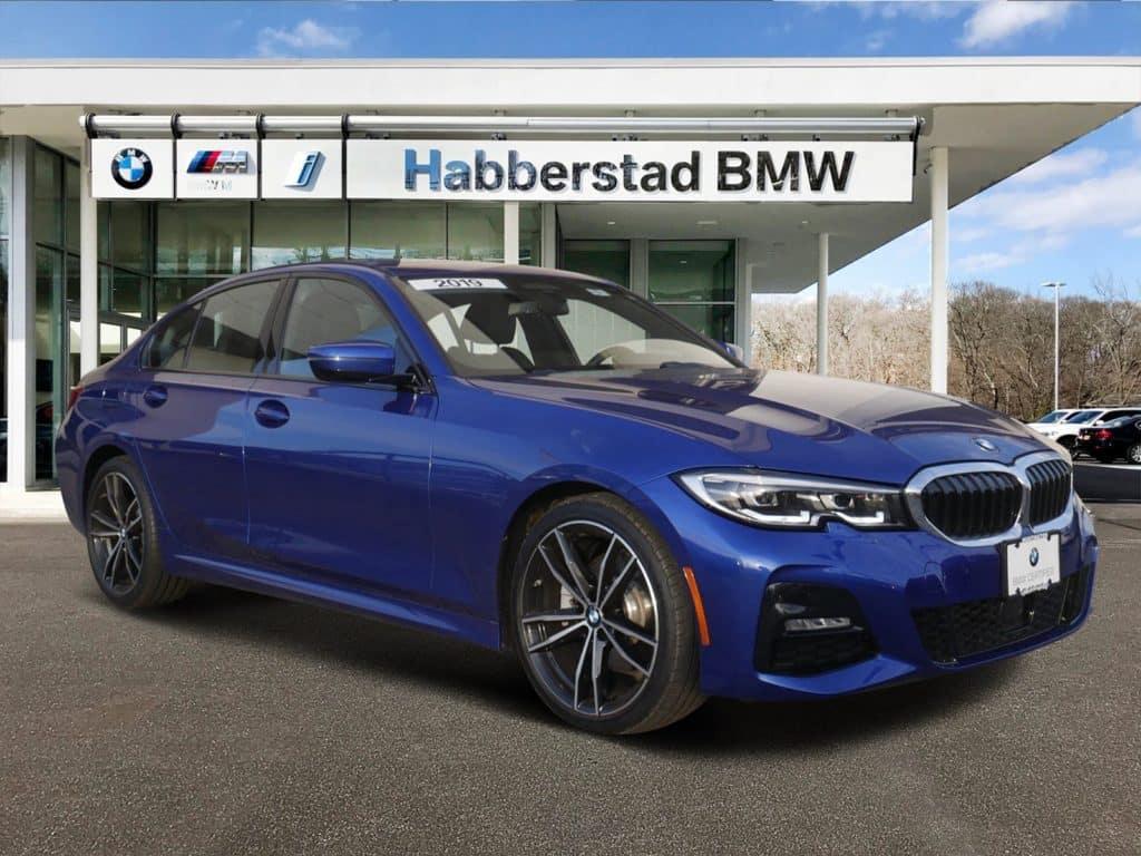 2019 BMW 330i xDRIVE SEDAN -- EXECUTIVE DEMO