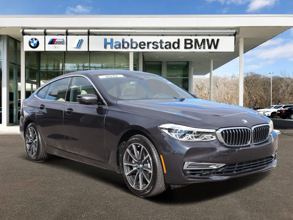 2019 BMW 640i xDRIVE GRAN TURISMO -- PRE-OWNED