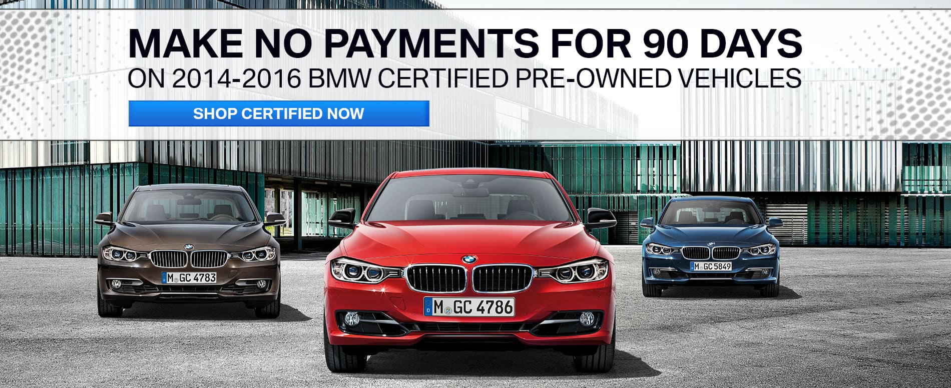 Shop Certified Pre-Owned BMW Offers