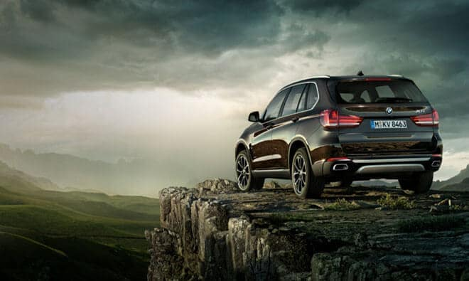 New 2018 BMW X5 xDrive35i