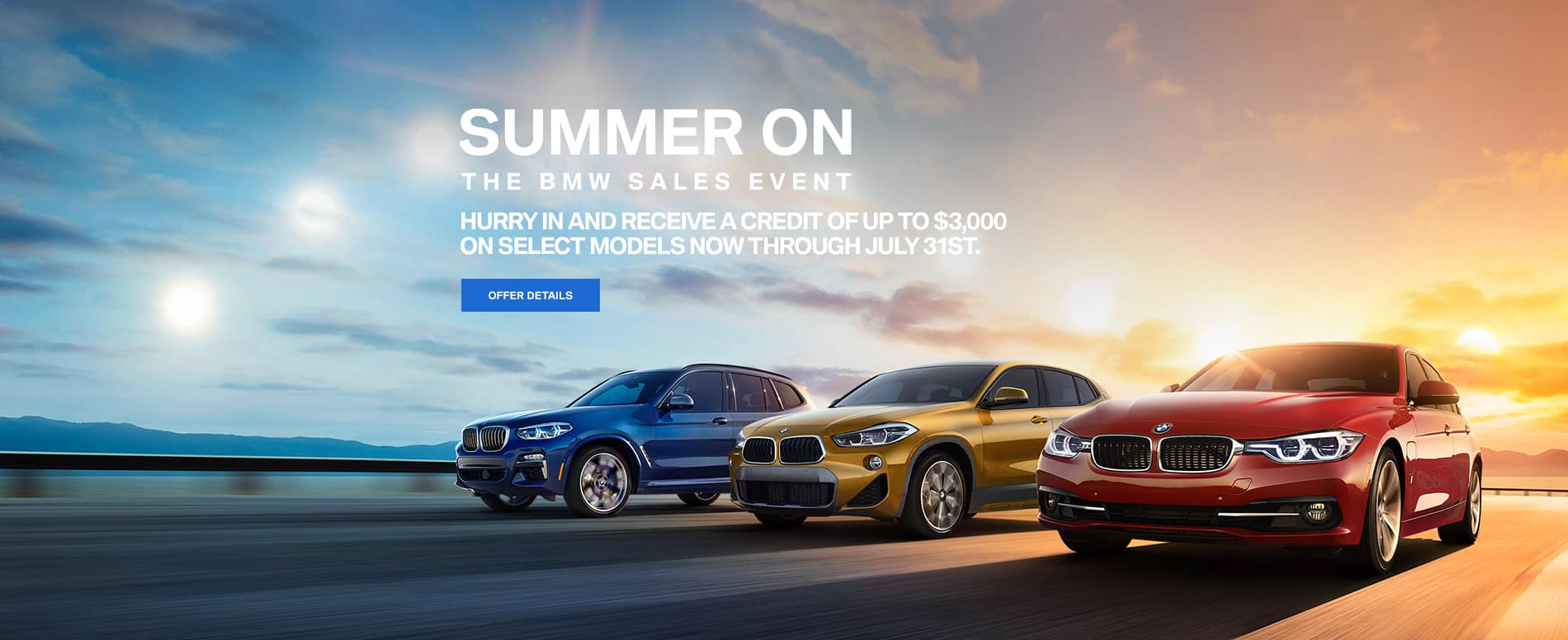 summer on sales event habberstad bmw bay shore long island