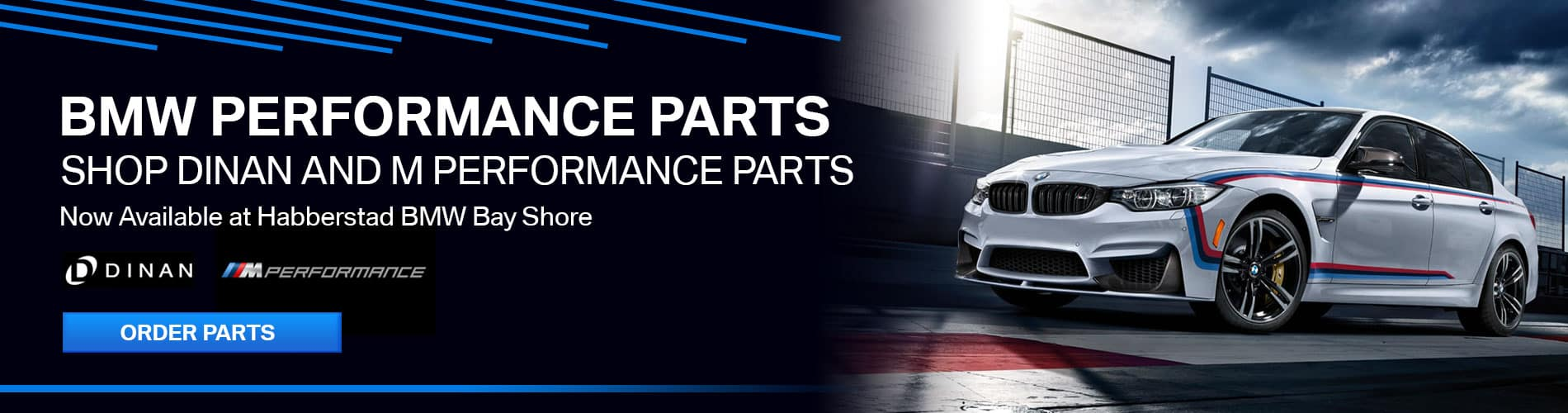 BMW Performance Parts Long Island New York