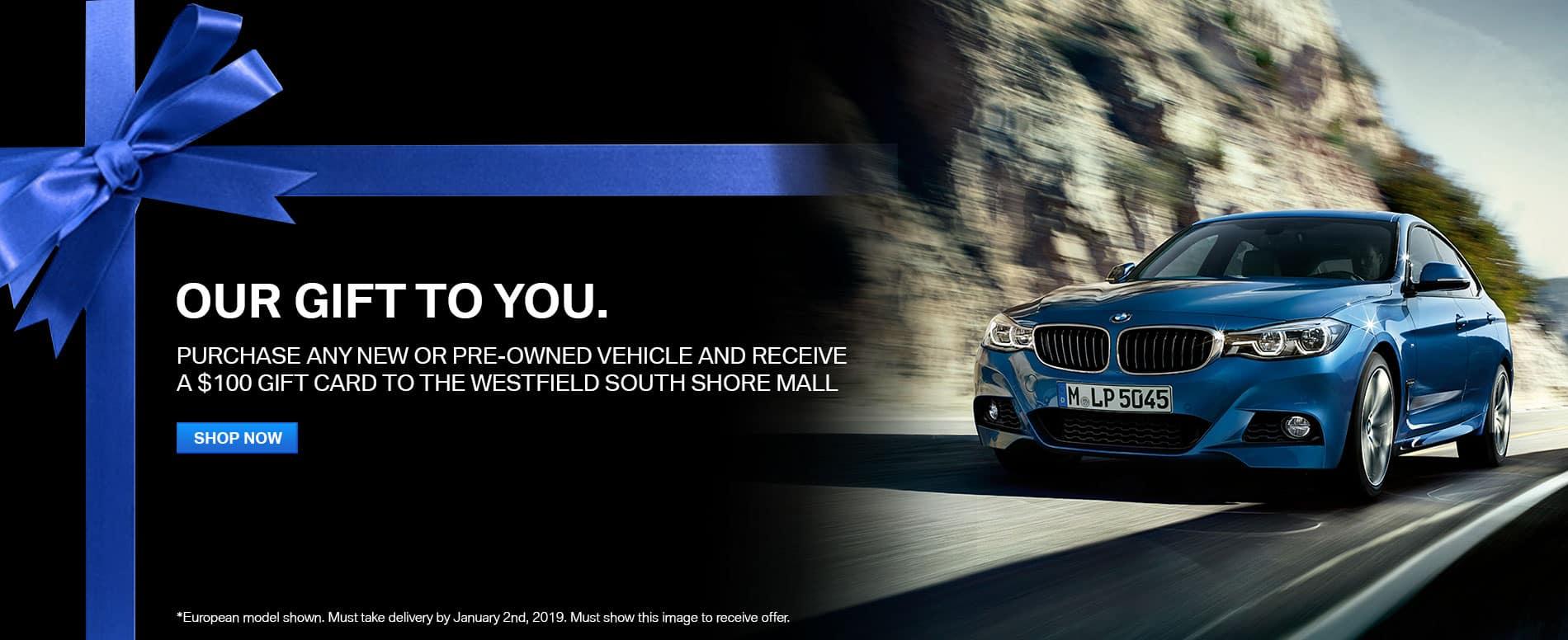 Westfield Mall Offer