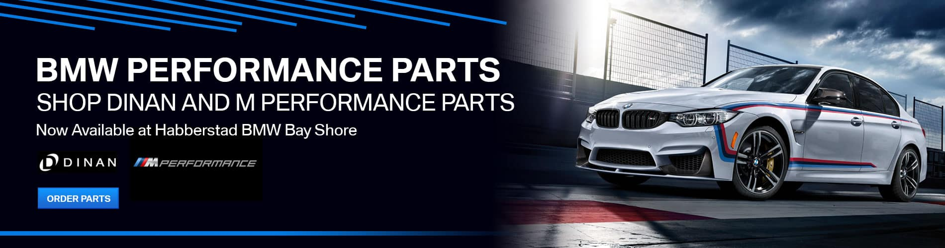Bmw Dealers Long Island >> Bmw Performance Parts Habberstad Bmw Of Bay Shore