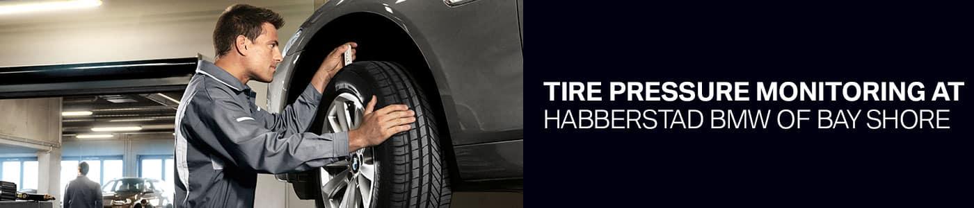 BMW Tire Pressure Monitoring