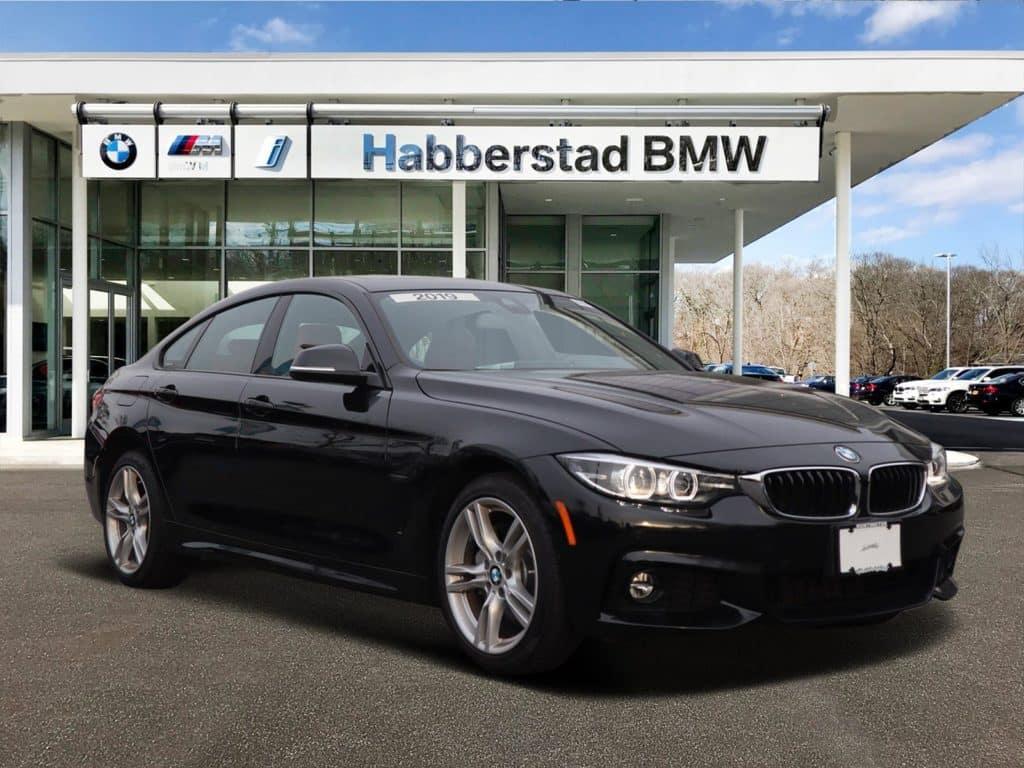 2019 BMW 430i xDRIVE GRAN COUPE -- EXECUTIVE DEMOS