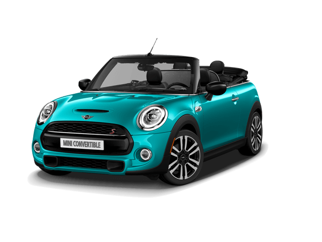 New 2020 MINI Cooper S Convertible