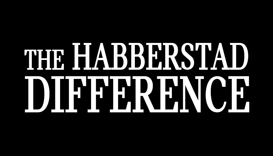 THE HABBERSTAD DIFFERENCE