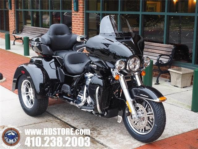 Research the 2020 Harley-Davidson CVO Tri Glide in Baltimore MD