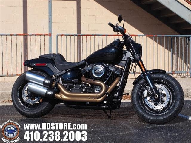 Frederick MD - Pre-Owned 2018 Harley-Davidson Softail FXFB FAT BOB