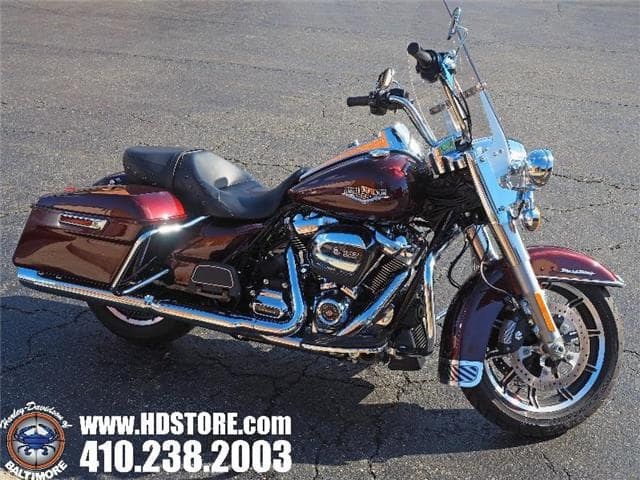 Baltimore MD - Pre-Owned 2018 Harley-Davidson Touring FLHR ROAD KING