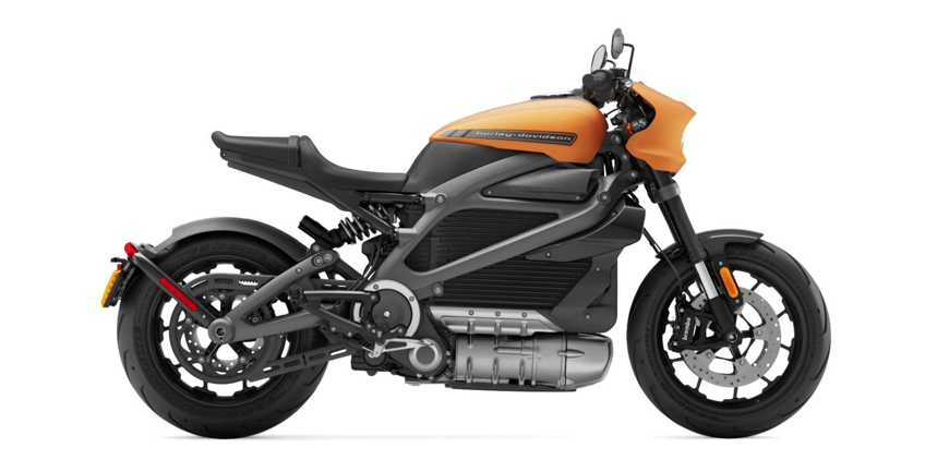 2020 Harley-Davidson Livewire is coming to Baltimore MD