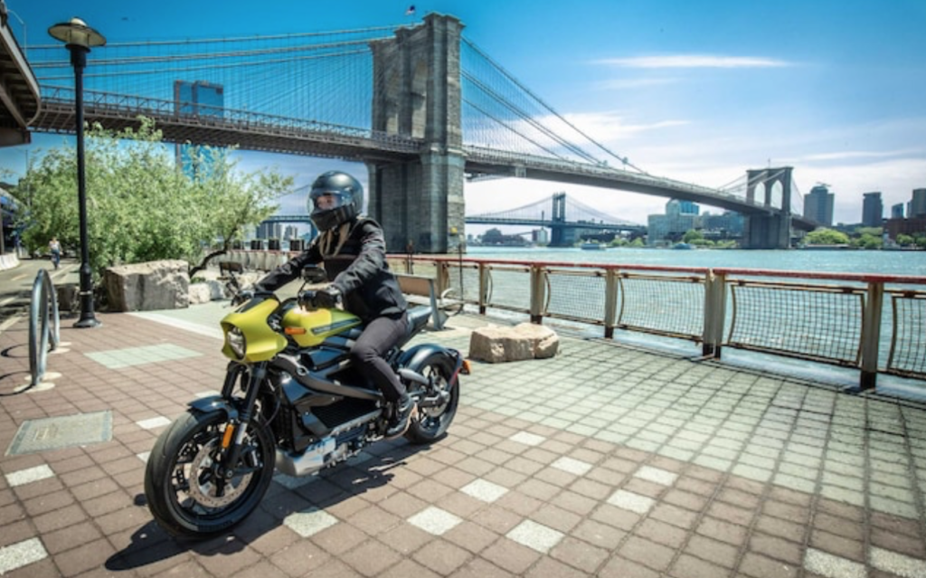 Where can I buy the 2020 Harley-Davidson Livewire in the Baltimore area