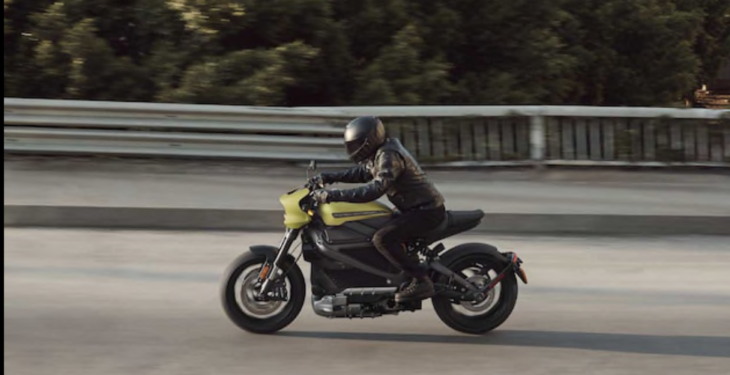 Buy the 2020 Harley-Davidson LiveWire near Delaware