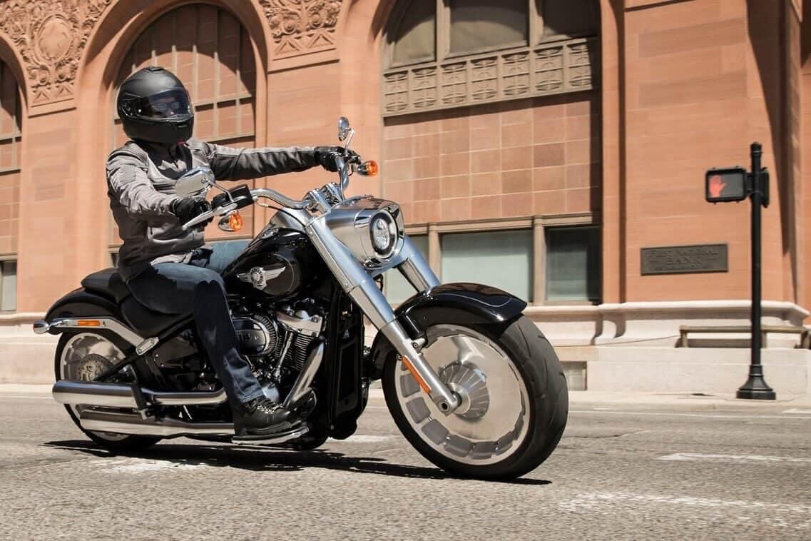 Buy or Finance the 2019 Harley-Davidson Softail Fat Boy near York PA