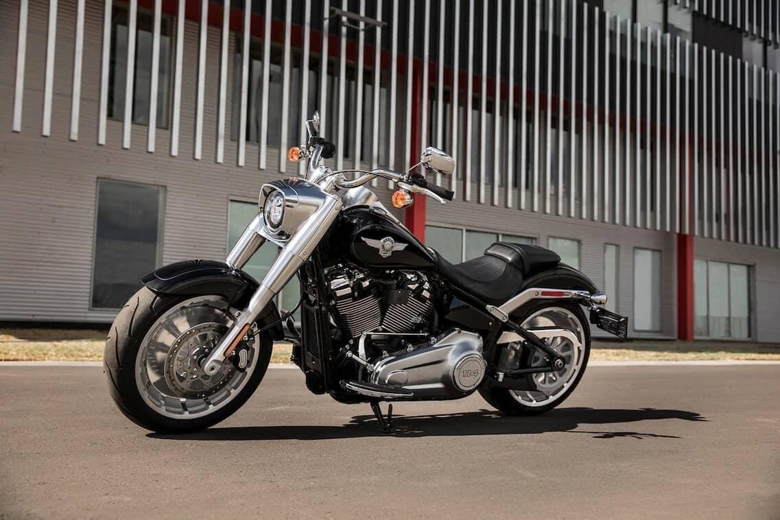 Lease a 2020 Harley-Davidson Fat Boy 114 near Washington DC