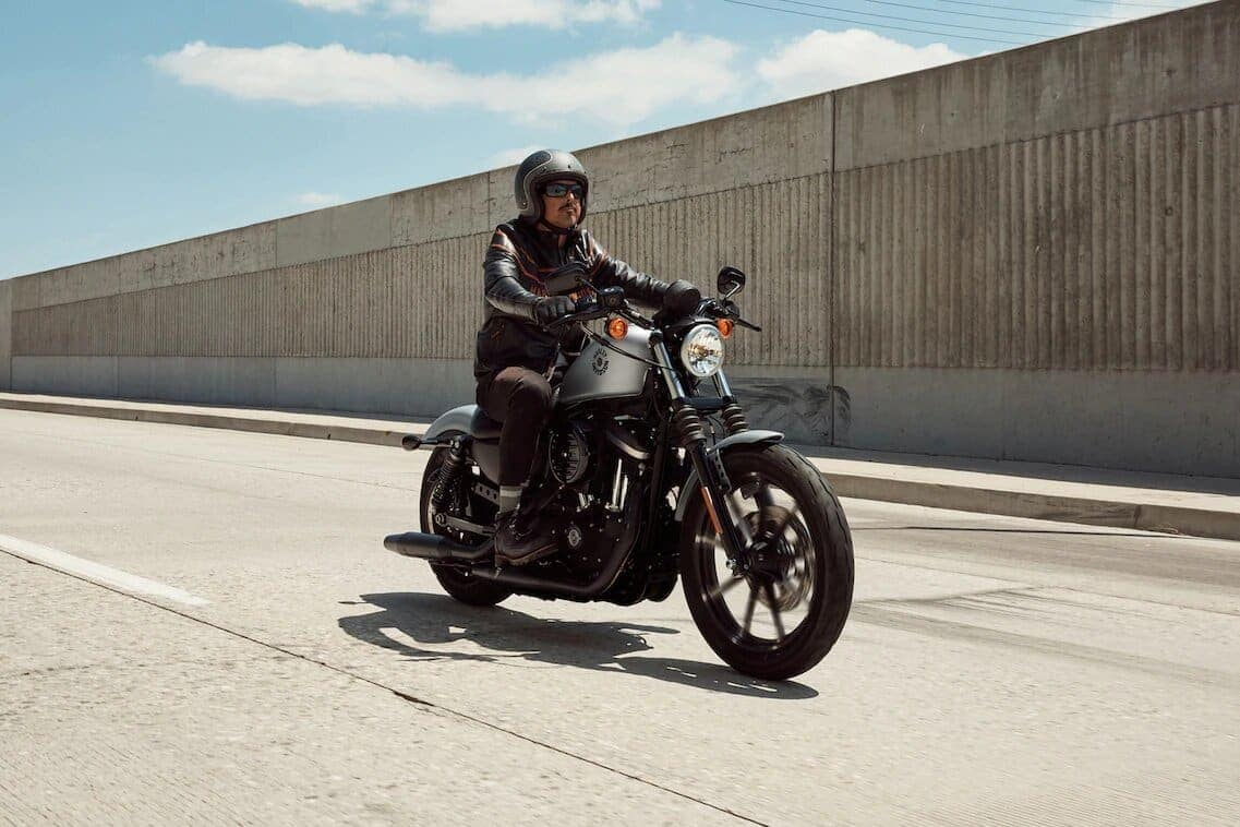 Lease a 2019 or 2020 Harley-Davidson Sportster Iron 883 near Laurel MD