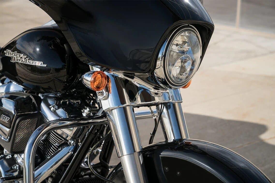 Lease a 2020 Harley-Davidson Touring Street Glide near Lancaster PA