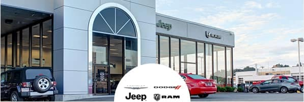Harr Chrysler Jeep Dodge Ram