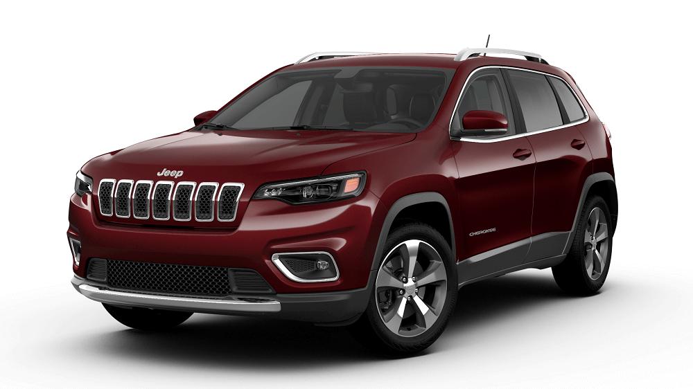 Jeep Cherokee Trim levels