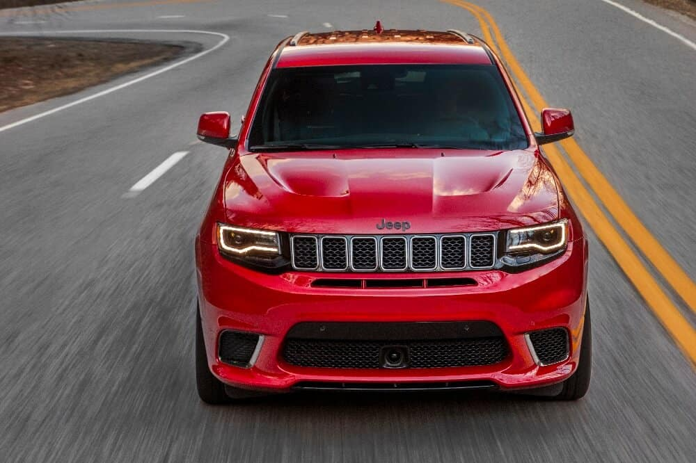 2021 Jeep Grand Cherokee Worcester MA