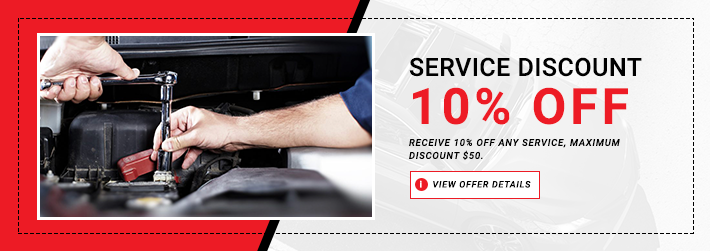 Harr Toyota Service Offer